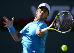 Petardo compartido de la 'armada' tenística en Indian Wells: Verdasco, Bautista y Feliciano caen en octavos de final