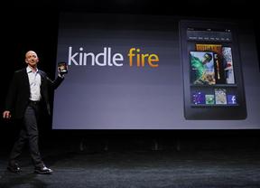 Amazon estrena su tablet 'Kindle Fire' con un precio apto para todos los bolsillos