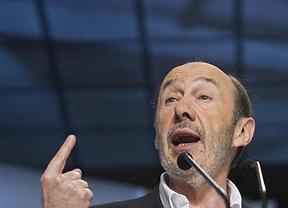 El PSC amenaza al PSOE (de Rubalcaba) con ir por libre en el Congreso