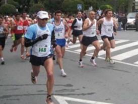 Caraqueños corrieron en el CAF 2011