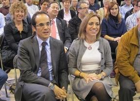 Los diputados del PSC, incluida Chacón, recibirán multas de entre 200 y 600 euros