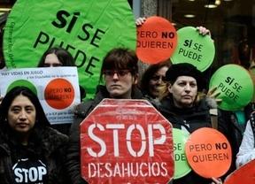 Las cifras niegan que la crisis sea historia del pasado: 13.341 desahucios en el tercer trimestre del año