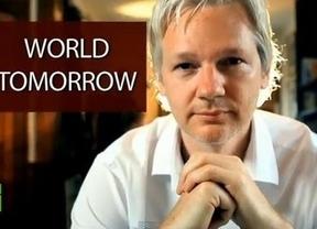 Llega 'El mundo mañana', el programa de televisión del fundador de Wikileaks