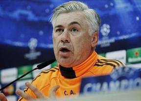 Ancelotti cree que el partido contra el Schalke es la mejor forma de 'preparar el Clásico'