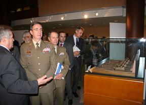 'No sólo cañones', la nueva exposición temporal que abre sus puertas en el Museo del Ejército