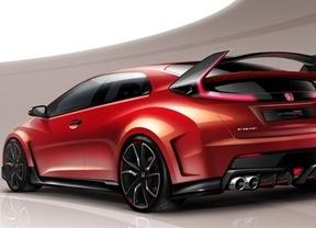 Honda exhibirá el Civic Type R y el superdeportivo NSX en el Salón de Ginebra