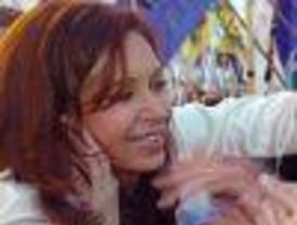 Cristina Fernández reivindicó la misión humanitaria