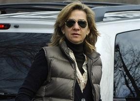 La Infanta Cristna acudirá con sus hijos a Vitoria para el funeral del padre de Urdangarín
