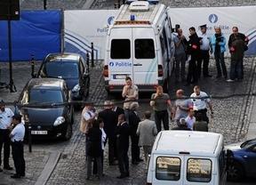 Tres muertos en Bruselas en un atentado antisemita la víspera de las elecciones europeas