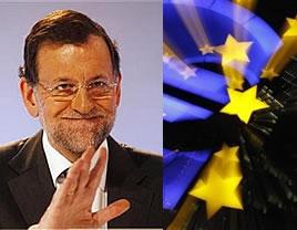 Europtimismo (al menos, para España): la bolsa en verde y la prima de riesgo lejos de los 500 puntos