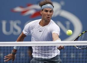 Paliza para empezar el Open USA: Nadal se divierte ante Ryan Harrison (6-4, 6-2, 6-2)