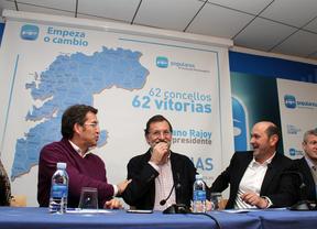 Rajoy augura un futuro difícil para España pero tiene