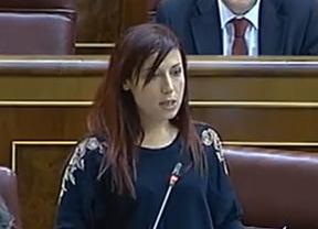 La diputada que cantó las cuarenta a Báñez triunfa en Internet