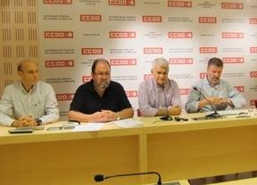CCOO recurrirá ante los tribunales la prohibición de la protesta por la apertura oficial del curso en la Universidad