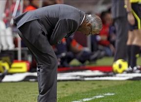 Manzano no se comerá el turrón: será destituido el miércoles tras el partido de Copa ante el Albacete aunque lo gane el Atlético