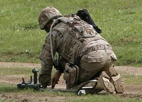 Los artificieros españoles consiguen evitar un atentado a las tropas en Afganistán