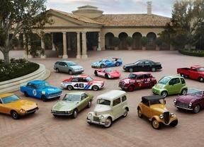 Nissan celebra su 80º aniversario con el evento