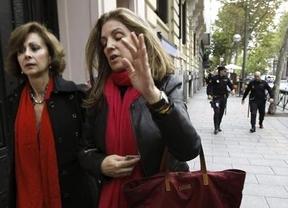 La mujer de Bárcenas intenta dar pena al juez y solicita 900 euros al mes