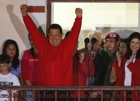 Chávez vuelve a ganar, ahora a Capriles, y se 'eternizará' en el poder
