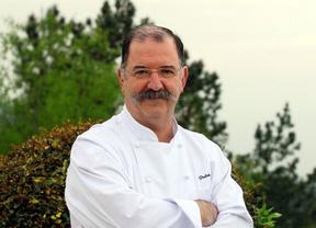 El cocinero Pedro Subijana será reconocido en Fenavin