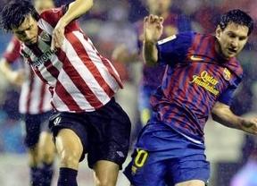 Partidazo en 'La Catedral', donde Messi salva un punto 'in extremis' pero el Barça se aleja del Madrid