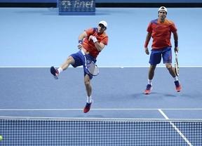 Verdasco y Marrero dan la sorpresa ante los Brian y se coronan 'Maestros' de dobles