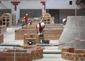 El sector de la construcción pierde 120 autónomos cada día
