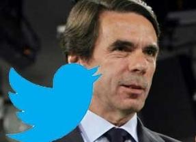 Twitter hierve con la entrevista a Aznar y su posible regreso