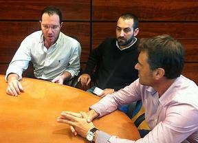 Germán Salvador, Efren Rodríguez y Juan Gordillo: de la construcción a la restauración