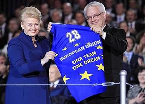 Croacia pasa a formar parte del debilitado club de la Unión Europa