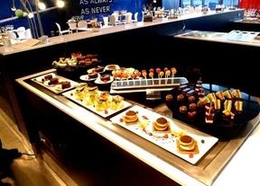 Gastronomía y deporte, unidos en el Mutua Madrid Open 2013