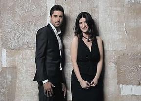 Laura Pausini y Álex Ubago unen sus voces en 'Donde quedo sólo yo'