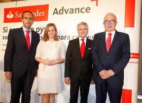 Banco Santander destina 4.400 millones de crédito a las pymes de Andalucía