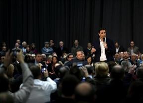 Sánchez arremete contra Mas y Junqueras por