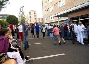 IU pide la dimisión del gerente tras el incendio en el Hospital de Toledo