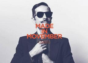 La iniciativa 'Movember' anima a dejarse bigote por una buena causa