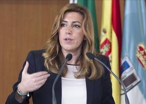 Susana Díaz se justifica: adelanta las elecciones al 22 de marzo 'porque es lo mejor para Andalucía'