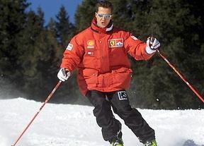Schumacher experimenta una