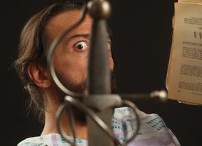 ¿Todavía un Quijote original es posible?: La maravillosa y teatral 'espuela de Rocinante' demuestra que sí