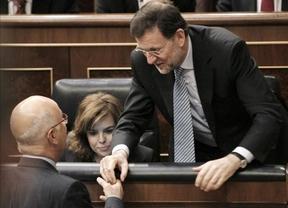 POLÍTICA: Rajoy convierte a CiU en socio 'preferente' para ahuyentar la imagen de 'rodillo'