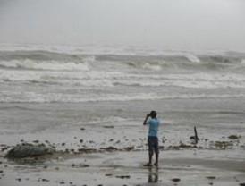 Huracán causa primeras inundaciones