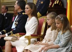 La otra cara de la proclamación de Felipe VI