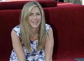 Jennifer Aniston ya es otra estrella del Paseo de la Fama