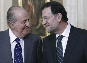 Rajoy vuelve a su 'ley del silencio'