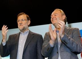 Los barones del PP se plantan ante el inmovilismo de Rajoy: Fabra comienza la 'cadena de dimisiones'