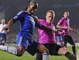 Chelsea consiguió boleto a cuartos de la Liga de Campeones