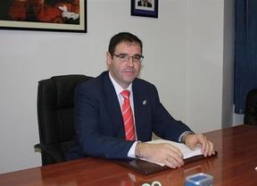 Benjamín Prieto, presidente de la Diputación