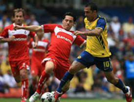América gana 4-3 al Toluca en el Estadio Azteca