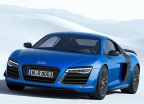 Audi comercializará en verano el nuevo R8 LMX, con 570 caballos y faros láser