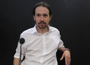 Pablo Iglesias 'contraprograma' a Cospedal en el Día de Castilla-La Mancha